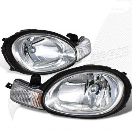 Reflektor przedni lewy 240309-0 Chrysler Neon 2000-2005