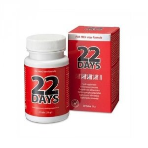 22 Days Penis Extention (22 tab)