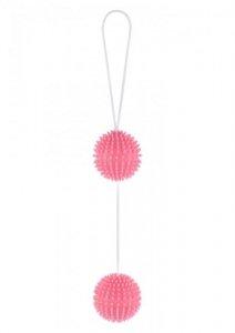Kulki-GIRLY GIGGLE LOVE BALLS SOFT PINK