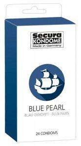 Prezerwatywy-Secura Black Pearl24