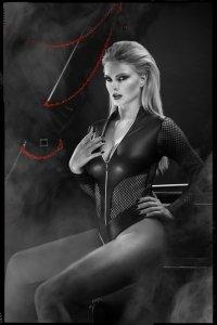 Bielizna-Hera BLACK L