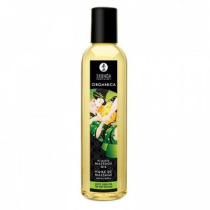 Olejek do masażu - Shunga Massage Oil Organica Maple Delight