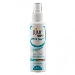 Spray po goleniu - Pjur After Shave 100 ml