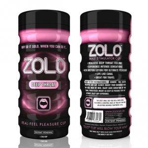 Masturbator - Zolo Deep Throat Cup Oral