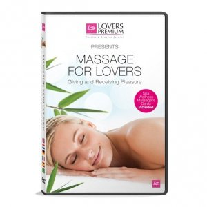 Film edukacyjny - MASAŻ - LoversPremium Massage for Lovers DVD