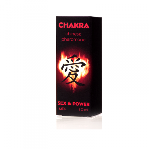 Feromony-Chakra