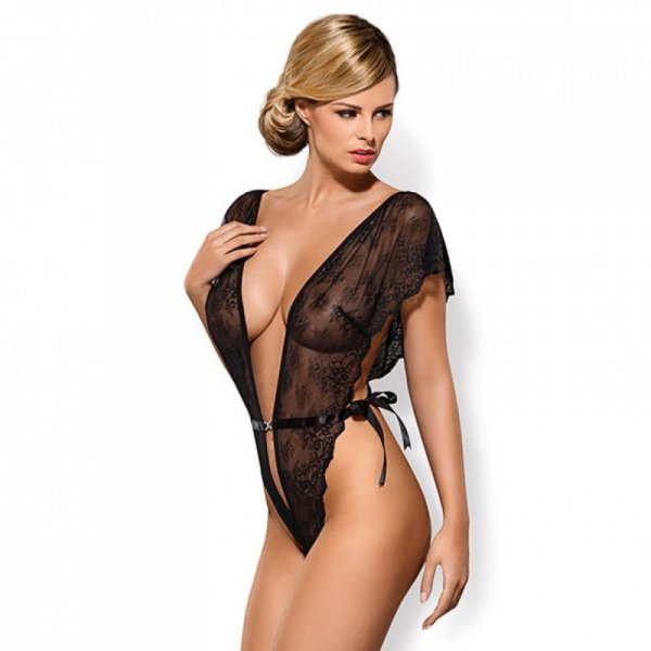 Body - Obsessive Merossa Teddy Black S/M