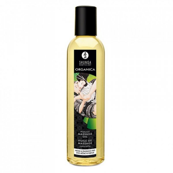 Olejek do masażu - Shunga Massage Oil Organica Natural