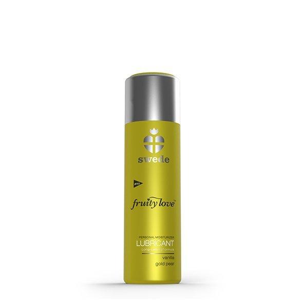 Lubrykant owocowy - Swede Fruity Love Lubricant Vanilla Gold Pear 50 ml