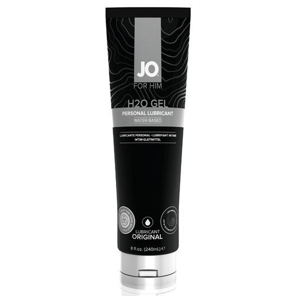 Żel nawilżający - System Jo H2O Gel Original Lubricant (water based) 8 floz/240 ml