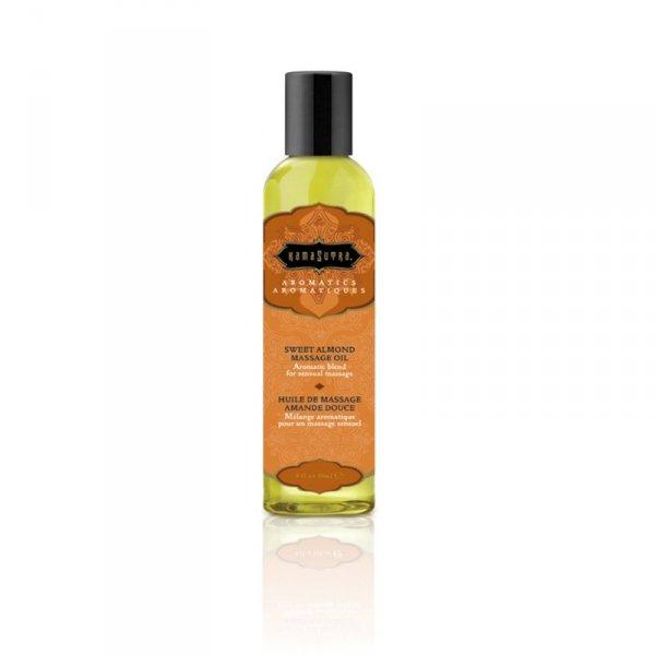 Olejek do masażu - Kama Sutra Aromatic Massage Oil Sweet Almond 59 ml