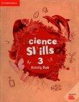 Science Skills 3 Activity Book with Online Activities