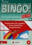 New Bingo Plus 1A Podręcznik z płytą CD + Zeszyt ćwiczeń bez elementów pisania
