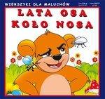 Lata osa koło nosa. Wierszyki dla maluchów (wydanie 2020)