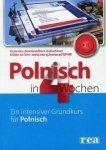 Polski w 4 tygodnie wersja niemiecka. Etap 1. Polnisch in 4 Wochen