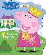 Peppa Pig. Przyjaciele z bajki. Księżniczka Peppa.