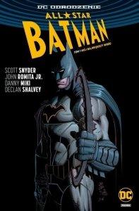 All Star Batman Tom 1 Mój największy wróg