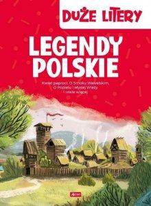 Legendy polskie Duże litery