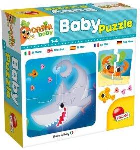 Carotina Baby Puzzle W Lesie