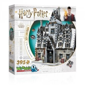 Wrebbit 3D Puzzle Harry Potter Hogsmeade 395