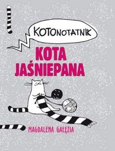 Kotonotatnik kota Jaśniepana