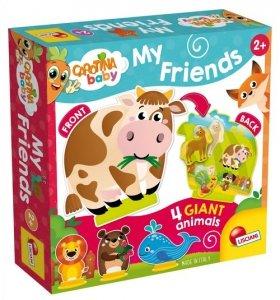 Carotina Baby Moi zwierzęcy przyjaciele