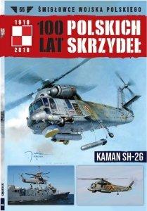 100 lat polskich skrzydeł t.55 KAMAN SH-2G