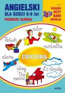 Angielski dla dzieci 6-8 lat z. 12