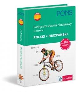 Pons Podręczny słownik obrazkowy polski hiszpański
