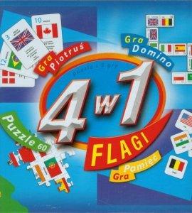 4 w 1 Flagi