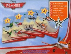 Karty Gigant Planes