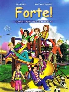 Forte! 1 Podręcznik z ćwiczeniami + CD