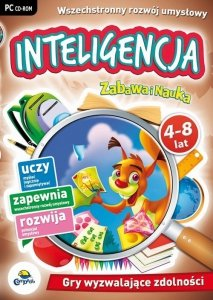 Zabawa i Nauka: Inteligencja 4-8 lat