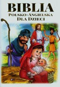 Biblia polsko-angielska dla dzieci