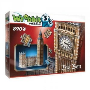 Wrebbit Puzzle 3D Big Ben 890
