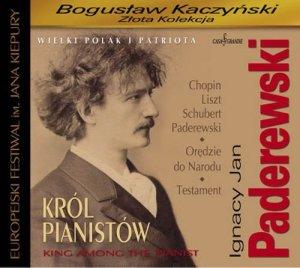 Ignacy Jan Paderewski. Król pianistów