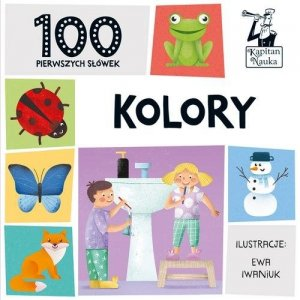 100 pierwszych słówek Kolory