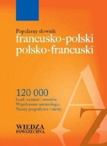 Popularny słownik francusko-polski, polsko-francuski (wyd. 2)