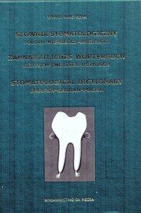 Słownik stomatologiczny polsko-niemiecko-angielski