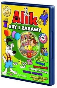 Alik. Gry i zabawy dla dzieci 4 do 12 lat