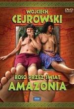 Boso przez świat Amazonia DVD