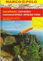 Atlas Czechy 1:200 000 Marco Polo