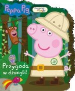 Peppa Pig. Przyjaciele z bajki.Przygoda w dżungli!