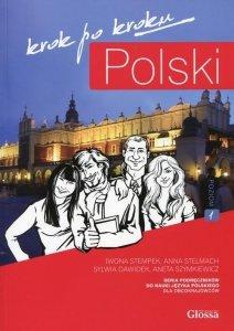 Polski krok po kroku A1. Podręcznik studenta z nagraniami MP3