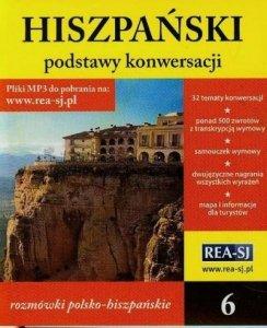 Hiszpański. Podstawy konwersacji. Rozmówki polsko-hiszpańskie z plikami MP3