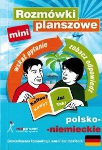 Minirozmówki planszowe polsko-niemieckie
