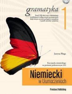 Niemiecki w tłumaczeniach 1 Gramatyka. Poziom podstawowy z płytą CD