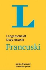 Duży słownik polsko-francuski, francusko-polski Langenscheidt