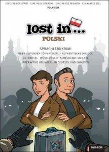 Lost in... Polski. Interaktywna nauka języka polskiego z komentarzem angielskim i niemieckim