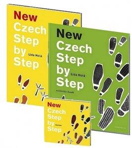 New Czech Step by Step 1. Podręcznik z ćwiczeniami i płytą CD